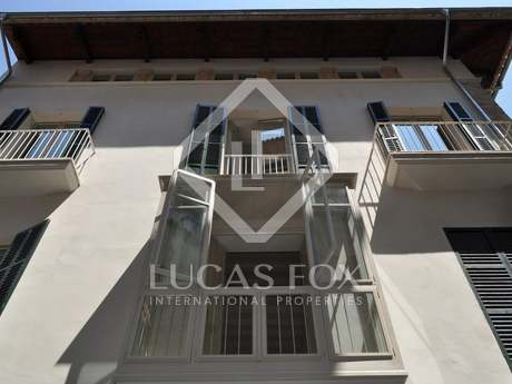 Renovated apartment for sale in centre of Palma, Mallorca.