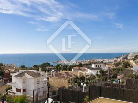 Townhouse for sale in the Sitges hills