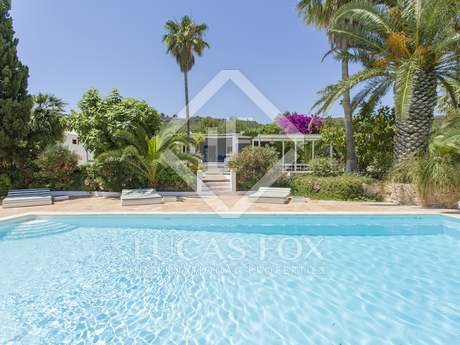 315m² finca for sale in San José, Ibiza