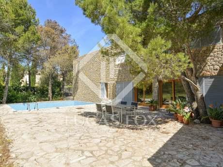 Villa en venta en Valldemossa, en el norte de Mallorca