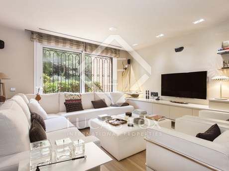 Casa / Vil·la de 210m² en venda a El Putxet, Barcelona