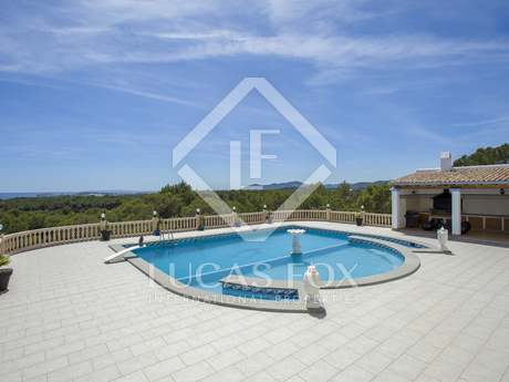 650m² villa for sale in Cala Leña, Ibiza