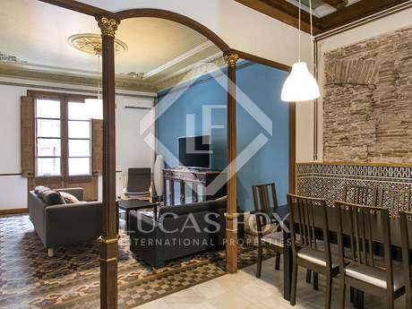 4-bedroom apartment to rent on Carrer d'Avinyo
