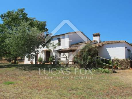 Country house for sale in Aracena near Seville