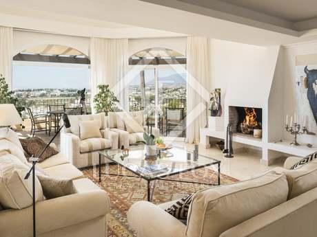 5-sovrumsvilla till salu i Nueva Andalucia, Marbella