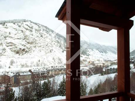 Estudis d'1 i 2 dormitoris en venda a Andorra