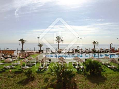 2-bedroom seafront property for sale on Valencia coast