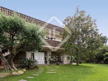 Villa en venta en Can Teixidó, Alella