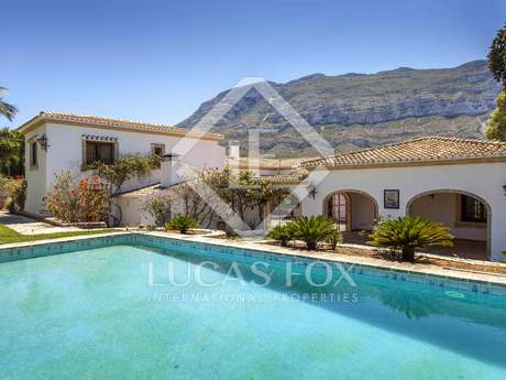 531m² luxury property for sale in Denia, Costa Blanca