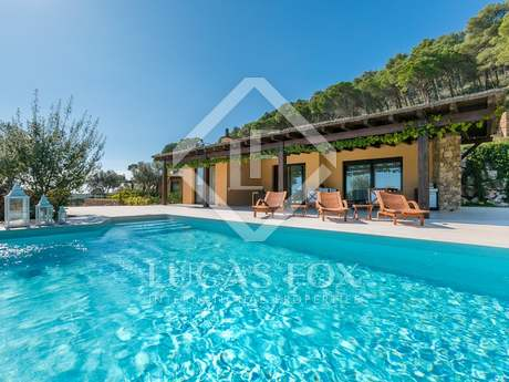 Aiguablava property to buy on the Costa Brava