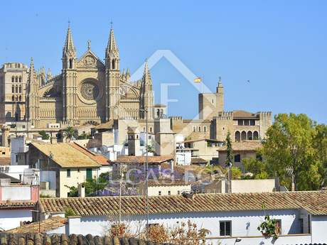 Apartment for sale in Palma historic quarter, Mallorca