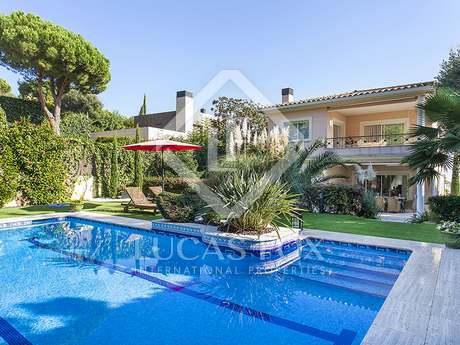 Elegante casa en venta ubicada en Teià, El Maresme.