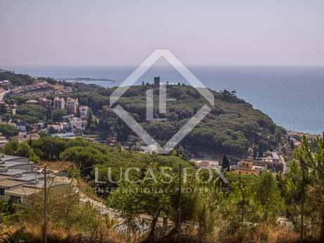 Plot for sale in Caldes d'Estrac, Spain