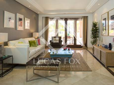 2-bedroom apartment for sale on New Golden Mile, Marbella