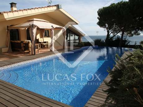 467m² Haus / Villa zum Verkauf in Sant Feliu de Guíxols - Punta Brava