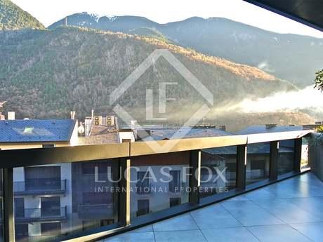Apartamento de lujo de obra nueva en Andorra la Vella