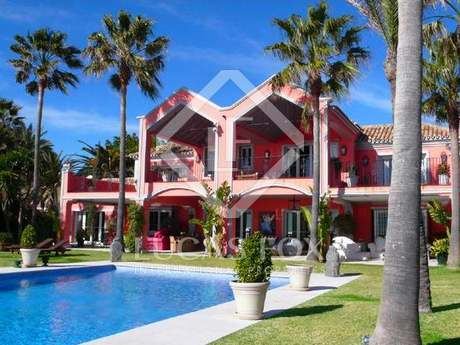 Luxury property for sale in Guadalmina Baja, Marbella