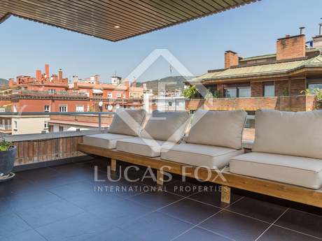 Duplex with 2 parking spaces to buy, Barcelona Zona Alta