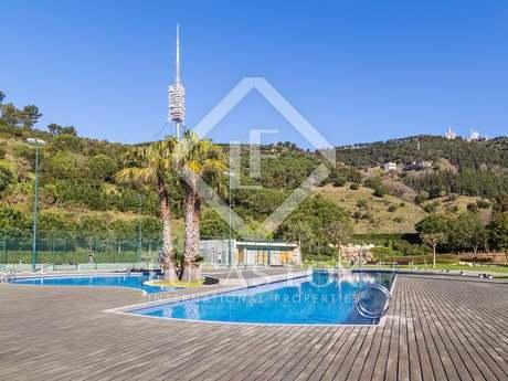 Bonito apartamento en alquiler en el exclusivo distrito de la Zona Alta de Barcelona.