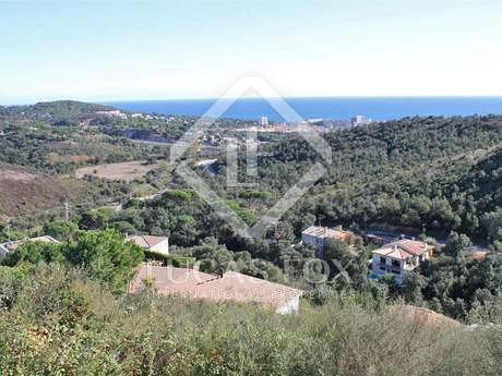 Building plot for sale in Platja d'Aro, Costa Brava