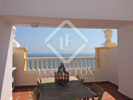 Duplex penthouse for rent in Port Saplaya