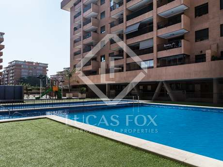 Attractive apartment for sale on the Valencia Coast