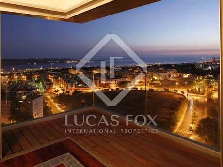 Luxury apartment for sale in Lisbon with sea views