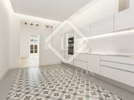 在 Eixample Left, 巴塞罗那 138m² 出售 房子 包括 50m² 露台