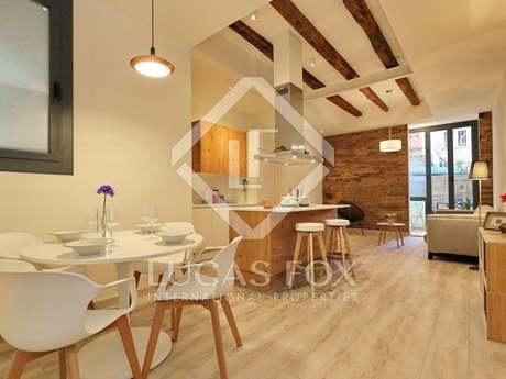 Apartamento de 2 dormitorios en venta en calle Diputació