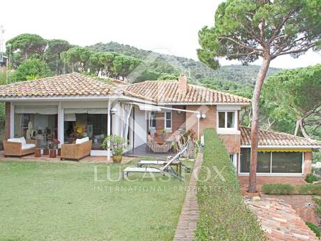Family home for sale on the Maresme Coast