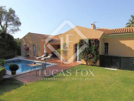 3-bed villa for sale, Sotogrande Alto, Valderrama Golf