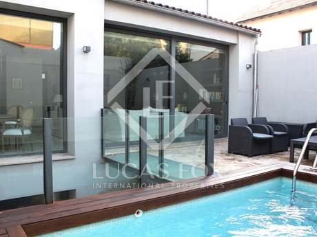 Villa for rent in Madrid, Chamartín, Ciudad Jardin