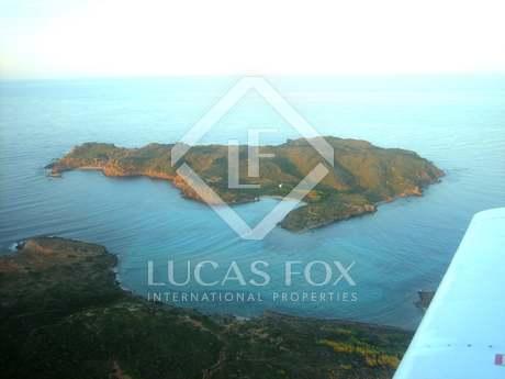 Isla de Colom en venta en Menorca