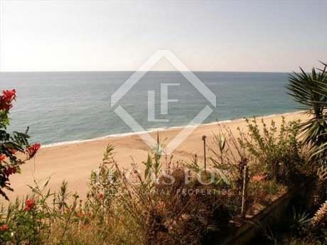 Building plot for sale in Canet de Mar, Maresme coast