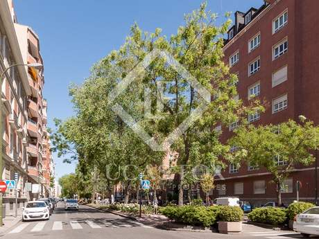 Seventh floor apartment to buy, Salamanca district, Madrid