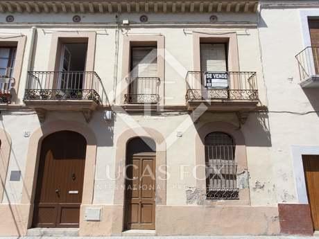 Vilanova i la Geltru待翻新老式房
