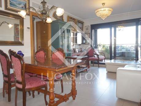 Apartment for sale with communal facilities in Patacona