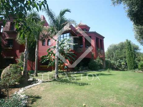 Maison / Villa de 569m² a vendre à Sotogrande, Marbella