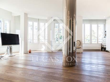Designer property for sale in Valencia's Eixample district