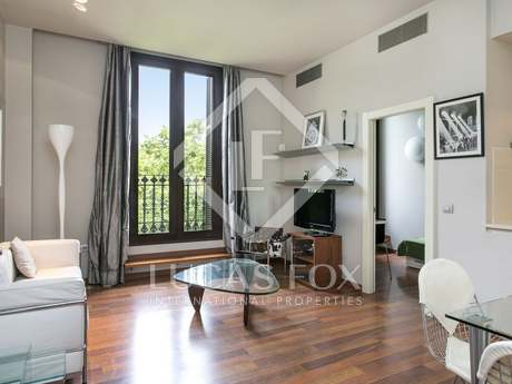Apartment for rent in the Born, Barcelona Old Town