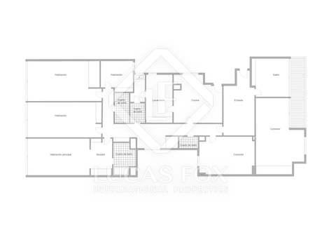 Appartement de 345m² a vendre à Sant Francesc, Valence
