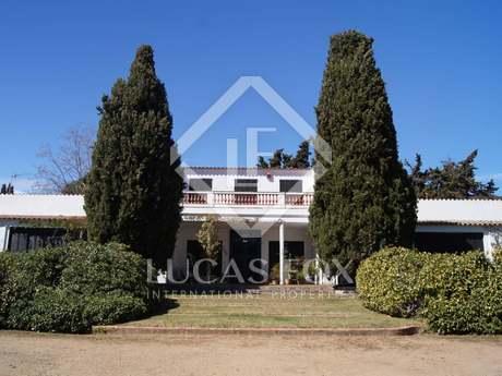 Exclusive Costa Brava property for sale in Calella