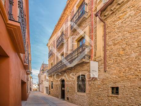 496m² hotel for sale in Begur Town, Costa Brava