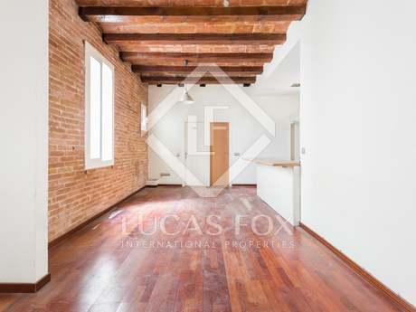 153m² apartment for sale in the Gothic quarter, Barcelona