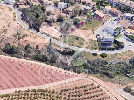 1,089 m² building plot for sale in Alfinach, Valencia