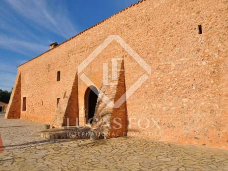 15th Century country house for sale in South Mallorca