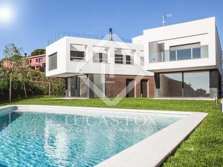 8-bedroom villa for rent in Sant Andreu de Llavaneres