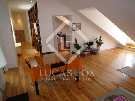 2 Bedroom City Apartment For Sale in Baixa, Lisbon