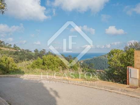 1,005m² Grundstück zum Verkauf in Sa Riera / Sa Tuna