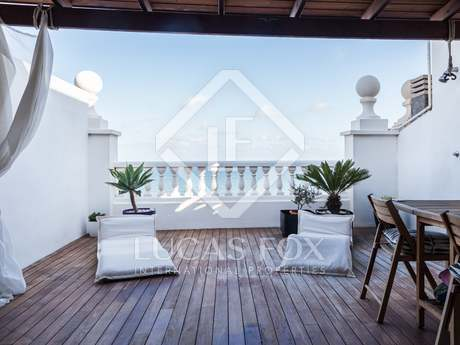 Duplex penthouse for sale in Port Saplaya, Valencia Coast
